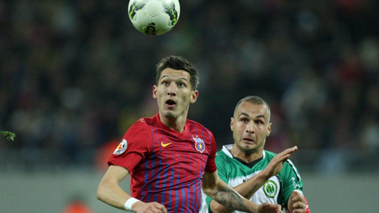 Contra lui Mihai Costea într-un meci cu FCSB