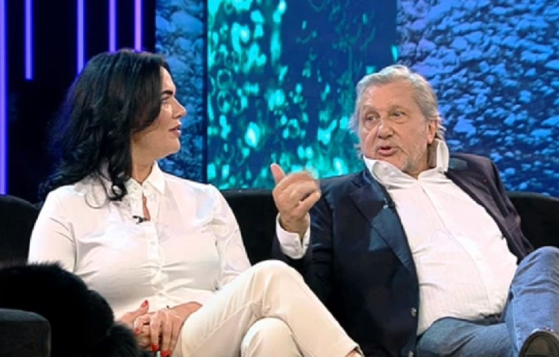 Ilie Năstase și Ioana au avut un conflict în urma căruia femeia a plecat de acasă