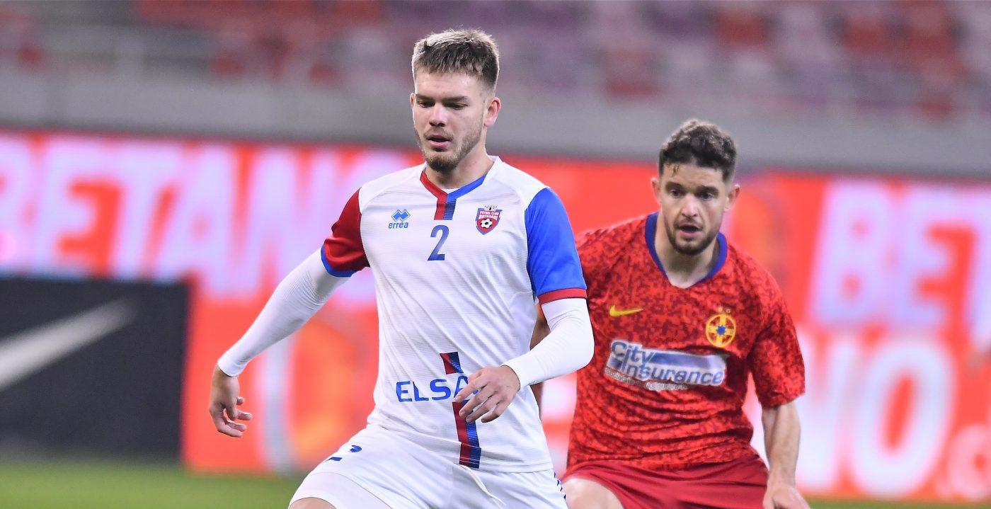 Denis Harut, primele declaratii dupa transferul ratat la FCSB. Ce spune despre Gigi Becali