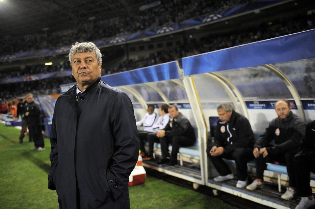 Lucescu s-a supărat pe conducatorii UEFA