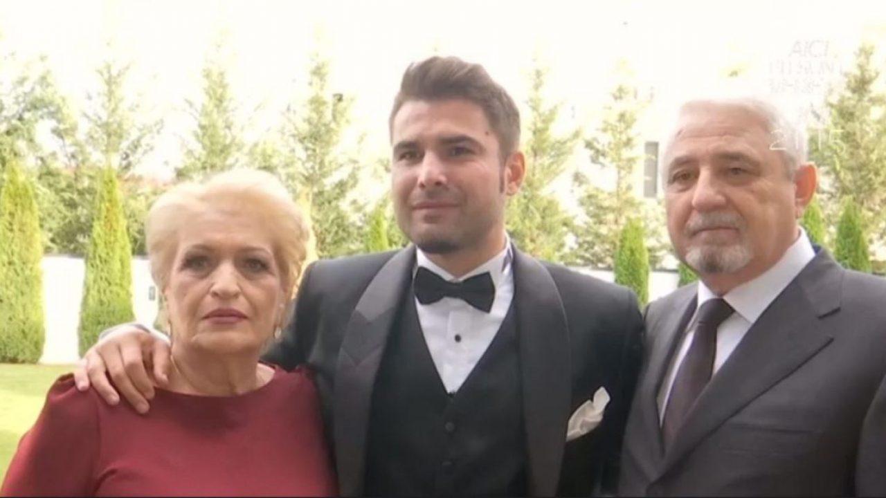 Părinții lui Adrian Mutu vor să fie mai aproape de fiul lor