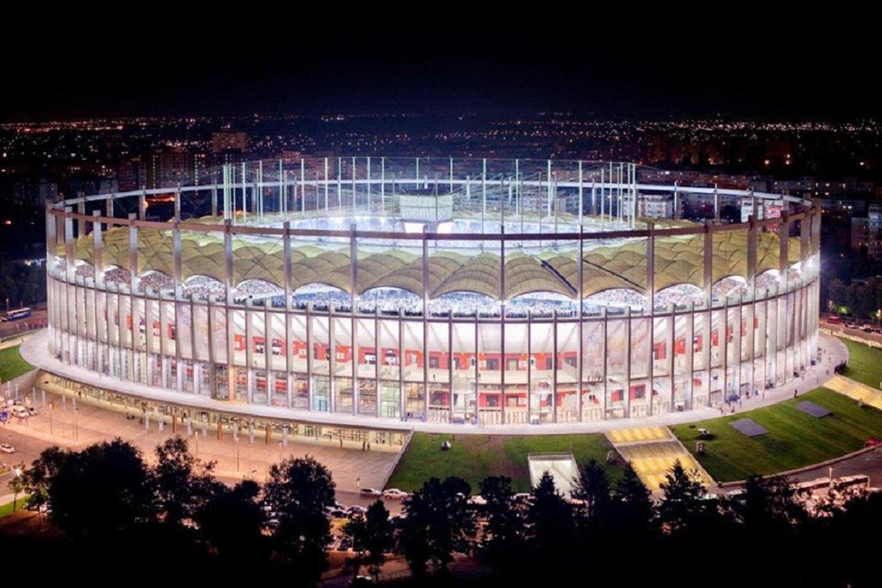 Arena Națională ar putea găzdui încă un super meci din Champions League