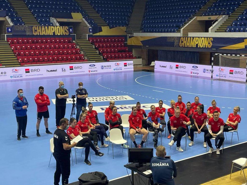 Selecționerul Adi Vasile conduce prin Skype antrenamentele echipei naționale!