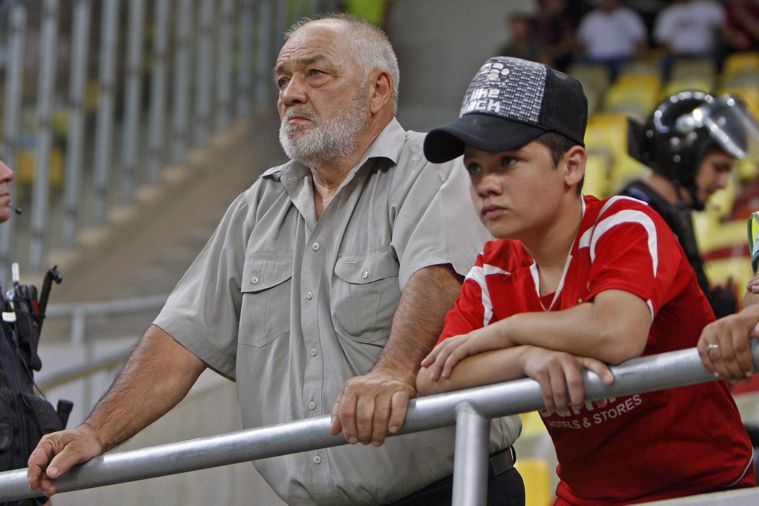Marin Hîldan și nepotul său