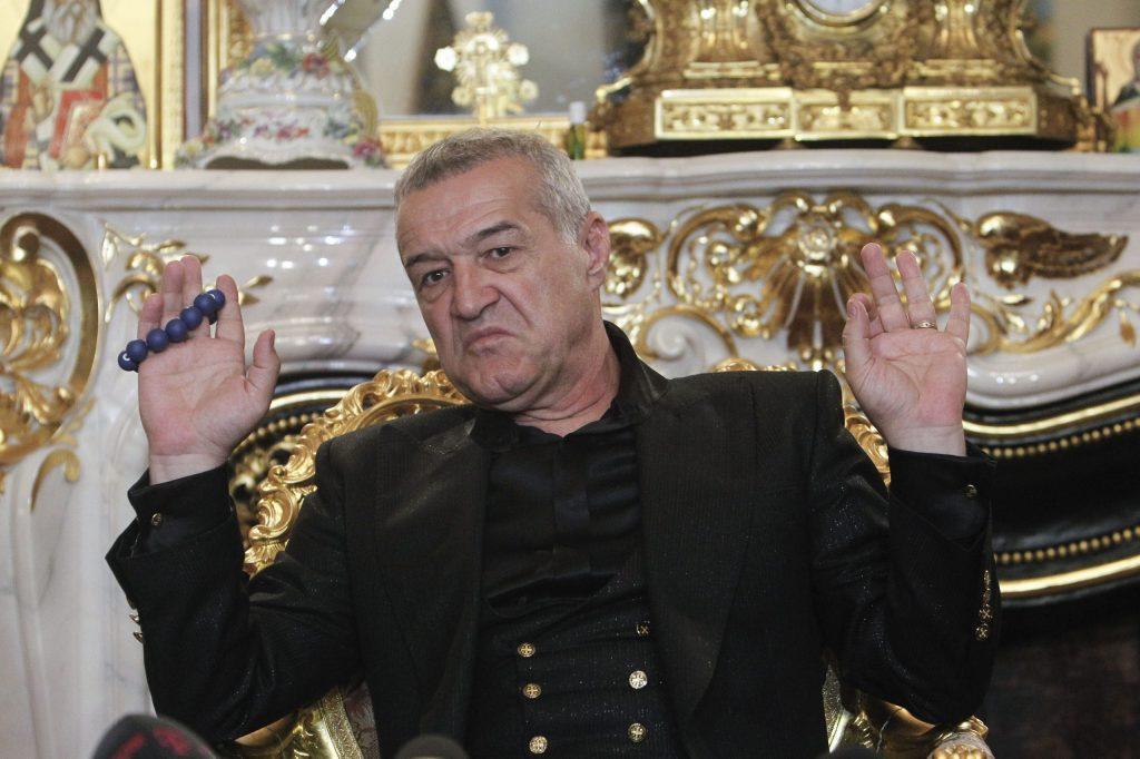 """A sărăcit Gigi Becali? Patronul FCSB și-a cumpărat o mașină pe care a plătit """"doar"""" 50.000 de euro"""