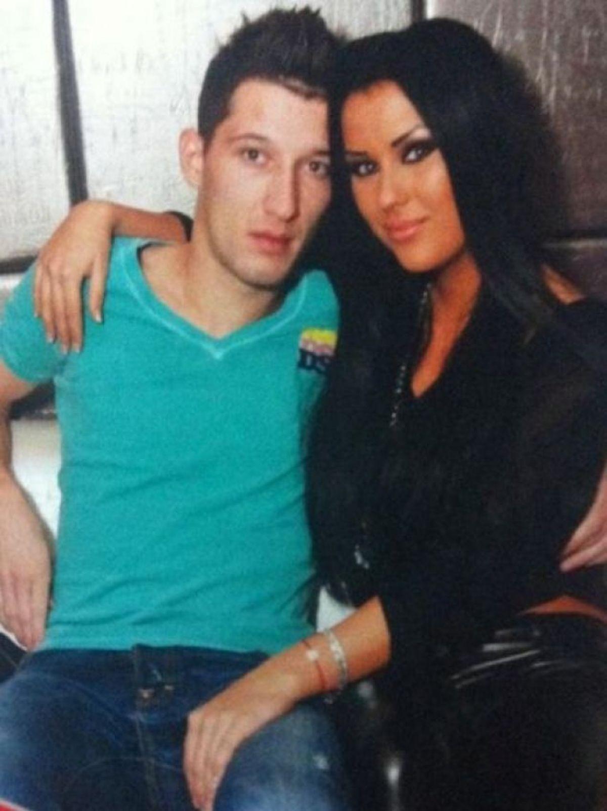 Daniela Crudu și Mihai Costea, pe vremea când formau un cuplu