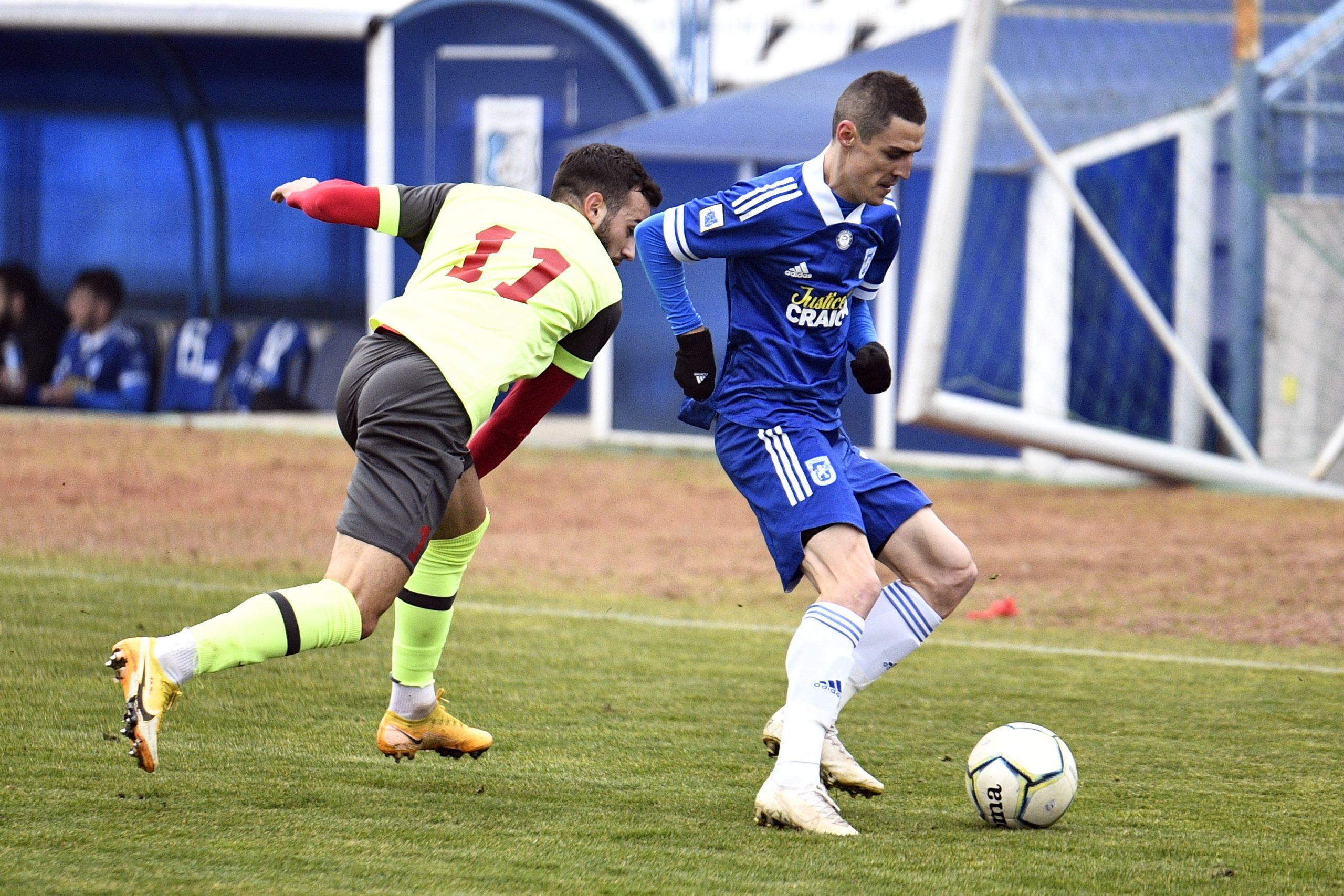 FC 'U' Craiova se bate pentru promovarea în Liga I