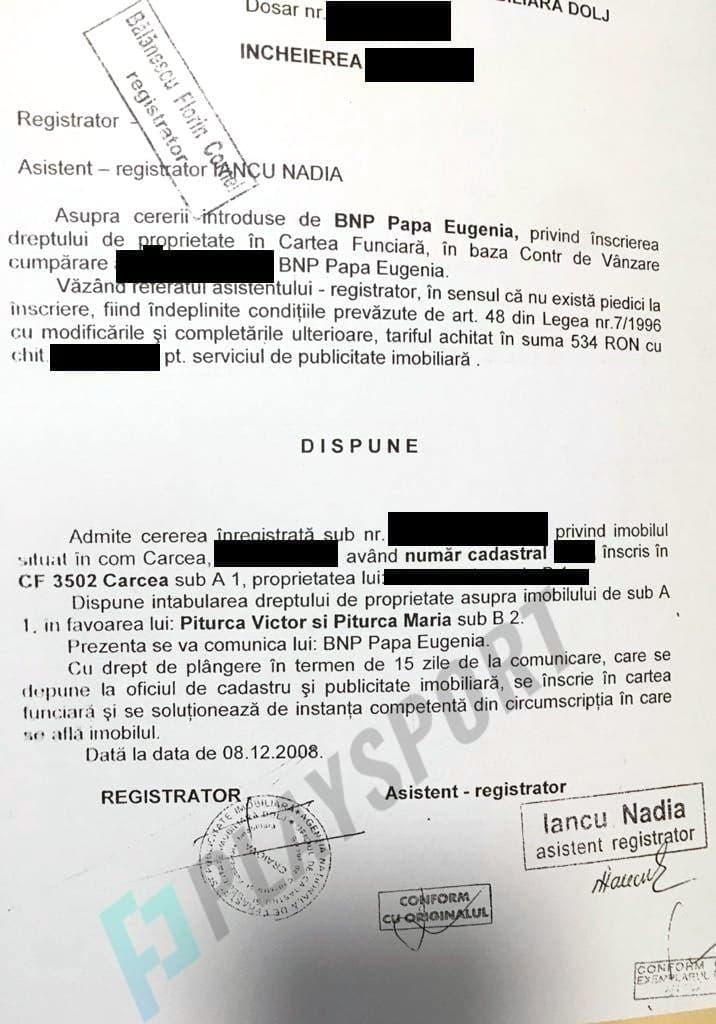 Documente explozive