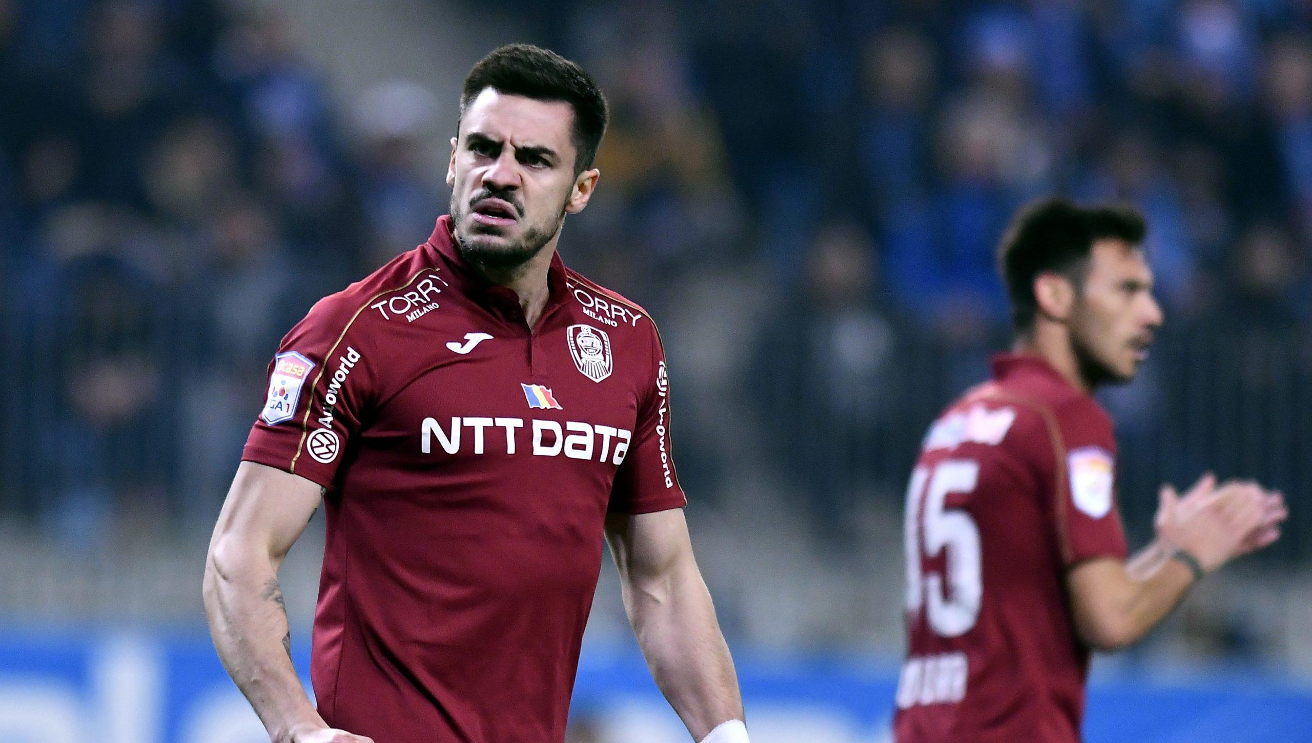 Andrei Burcă a refuzat FCSB și a mers la CFR Cluj
