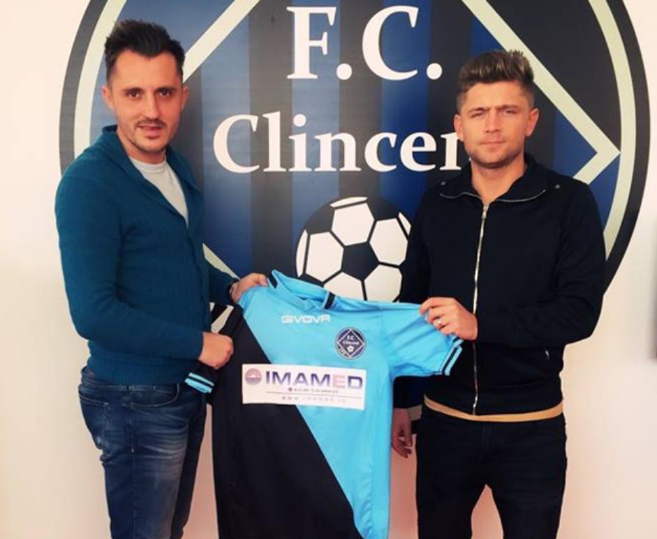 Costin Gheorghe a jucat în Liga I la Sportul Studențesc, Gaz Metan și Academica Clinceni