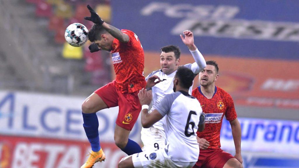 Fanii FCSB, acuze de blat după eșecul cu echipa din Clinceni