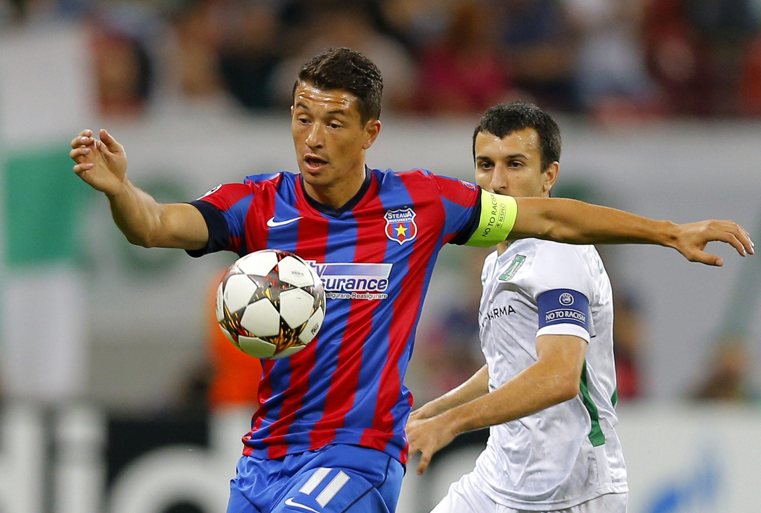Andrei Prepeliță are trei titluri în palmares cu FCSB