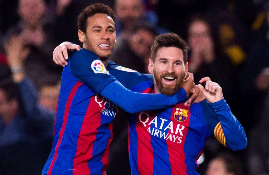 Veste teribilă pentru Neymar după accidentare. Cât stă pe tușă starului brazilian