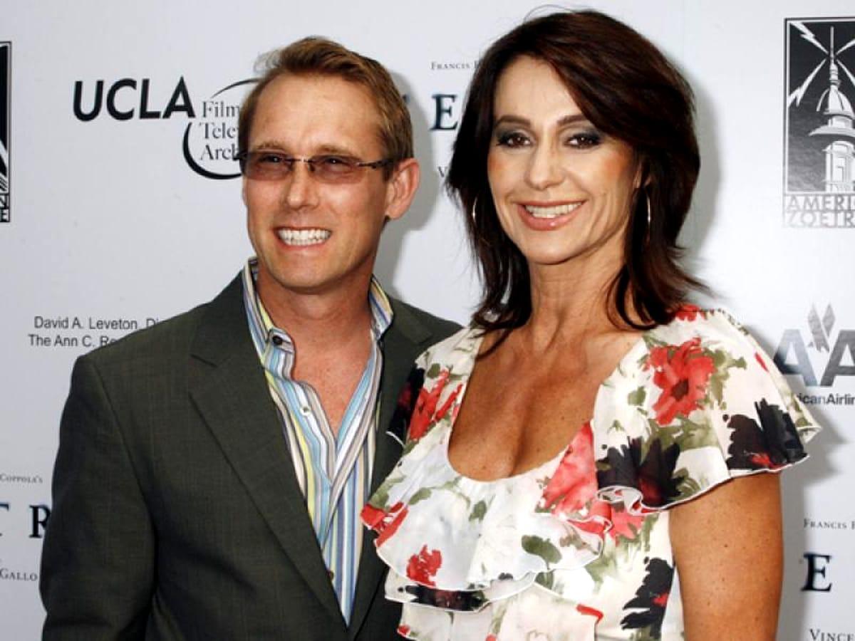 Nadia Comăneci și Bart Conner, soțul ei