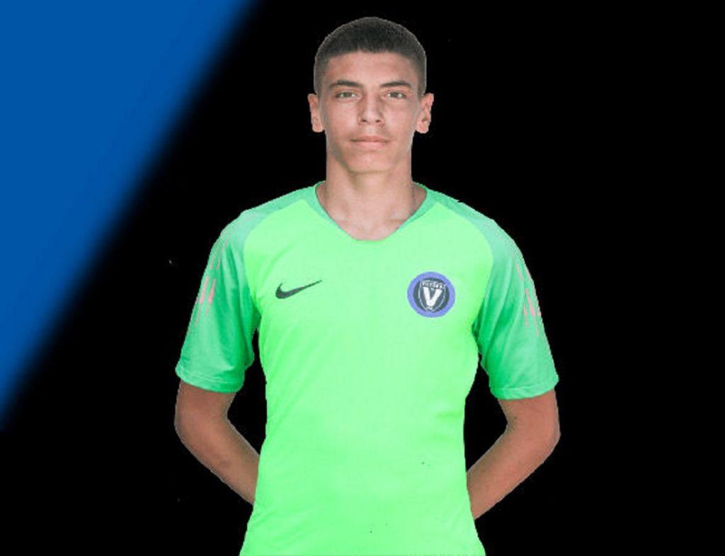 Vlad Răfăilă este fotbalistul pe care Juventus Torino îl vrea de la Gică Hagi!