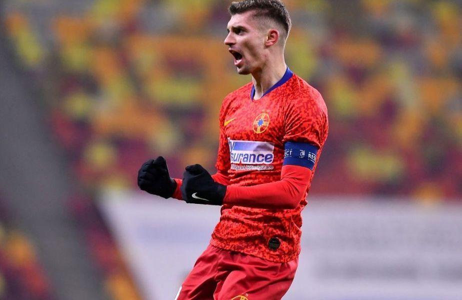 Tănase e golgeterul campionatului, cu 17 goluri marcate