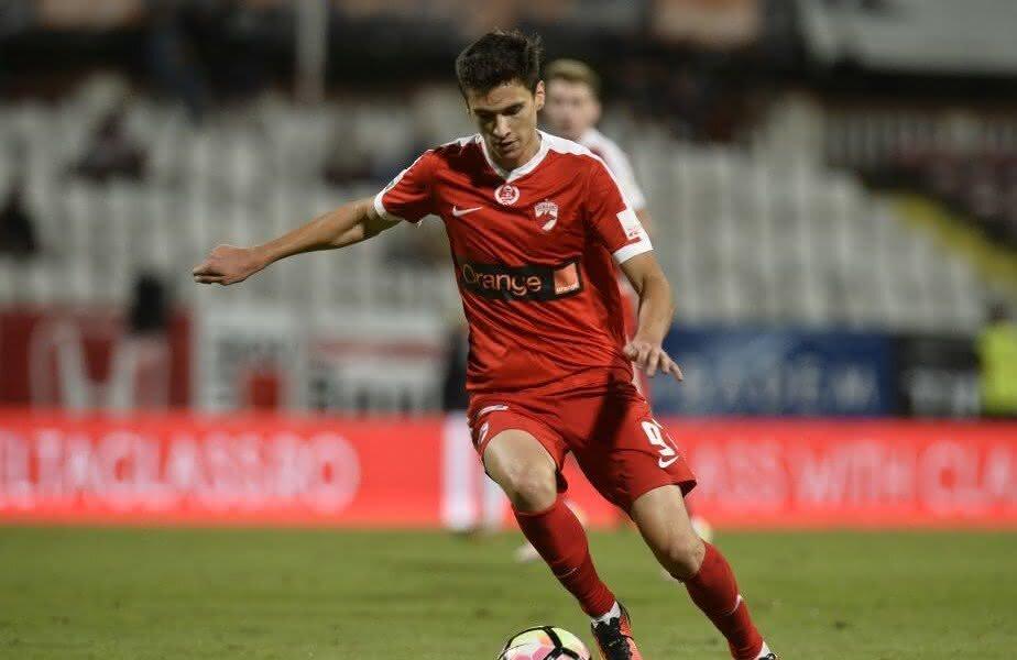 2.2 milioane de euro a încasat Dinamo pentru Dorin Rotariu