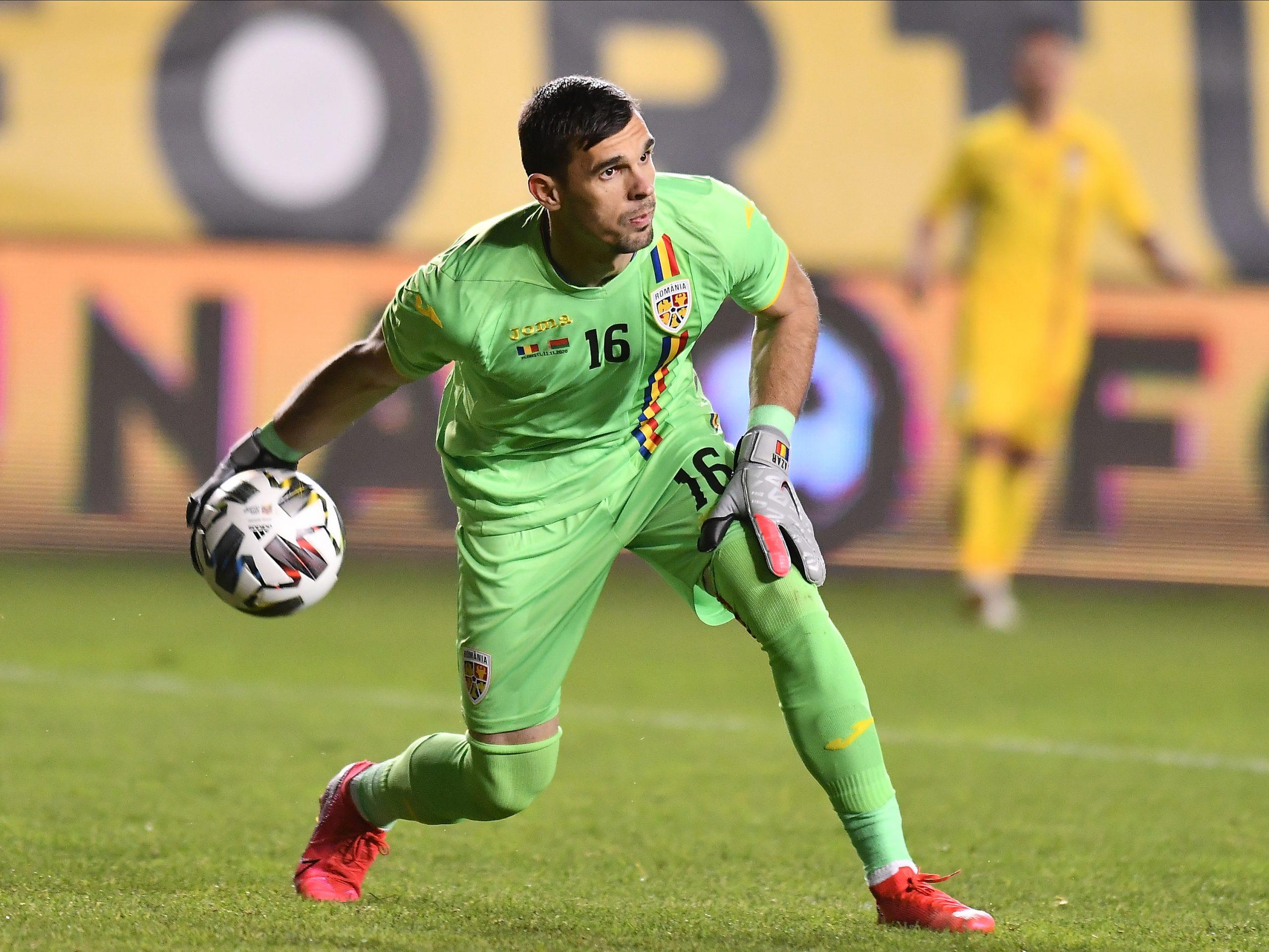 Florin Prunea e convins că David Lazar va fi alegerea lui Rădoi pentru postul de portar
