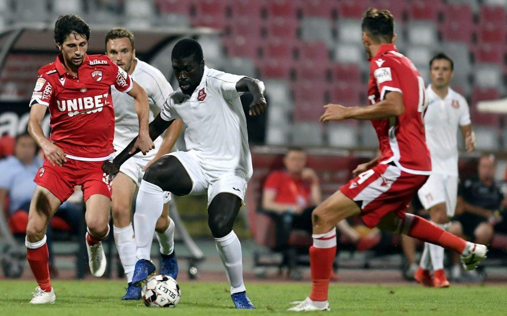 Transferul momentului în Liga 1. Dorit insistent de Dinamo, atacantul a semnat cu FC Hermannstadt