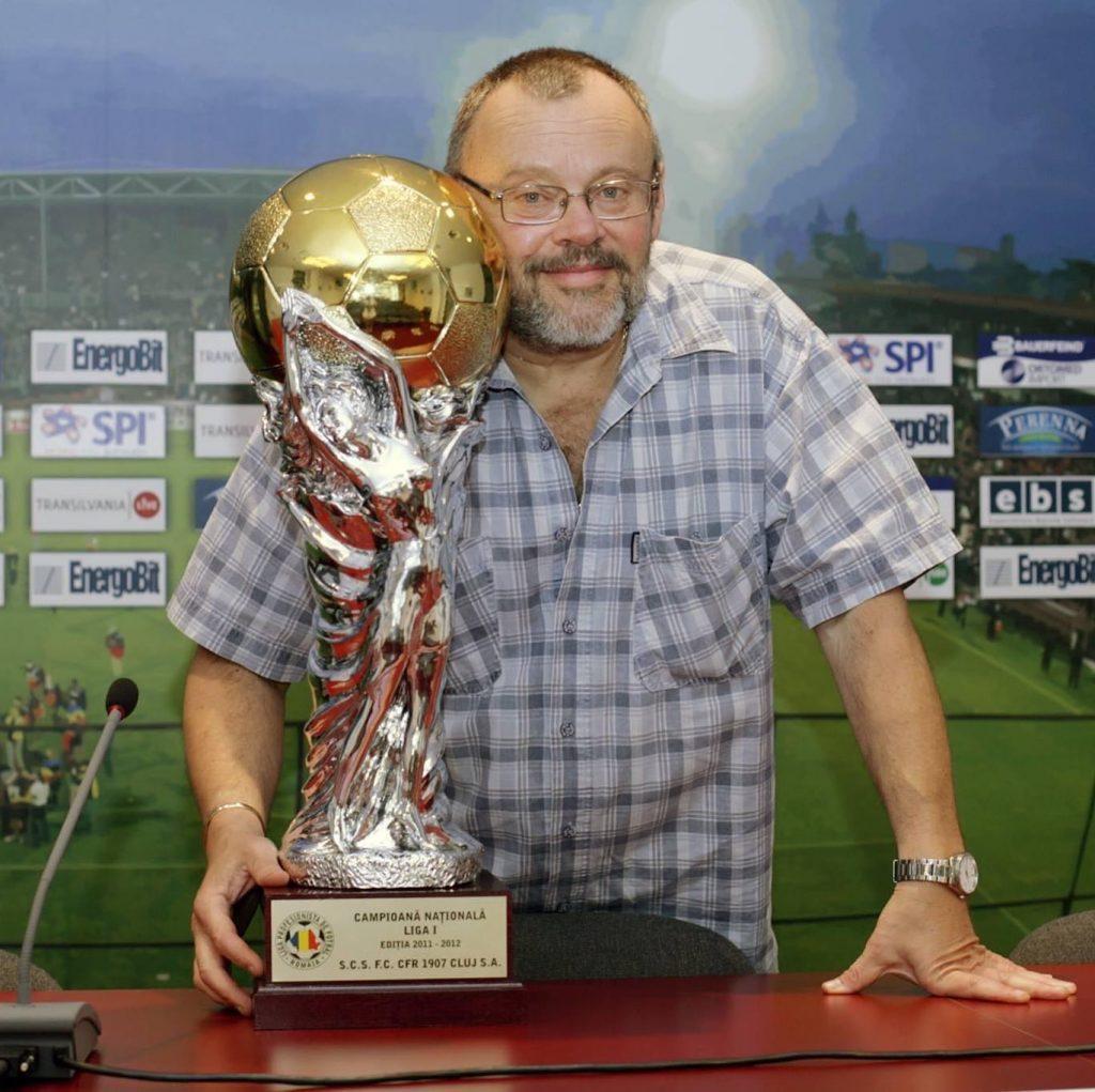 Apel pentru viața lui Zoltan Richard Cantor făcut de CFR Cluj înaintea meciului cu FCSB