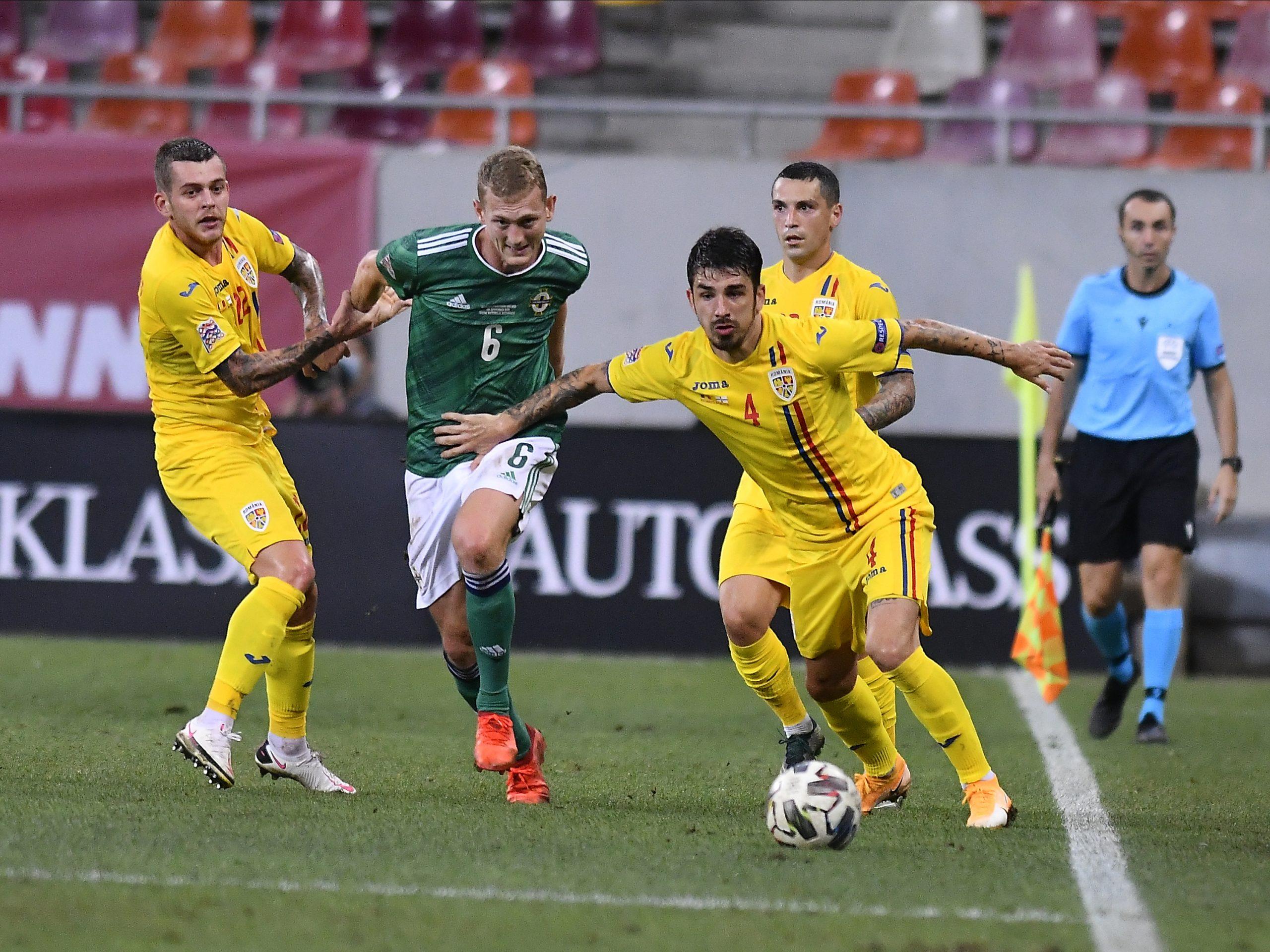 Sergiu Hanca s-a aflat pe lista preliminară a stranierilor, dar nu a prins lotul final