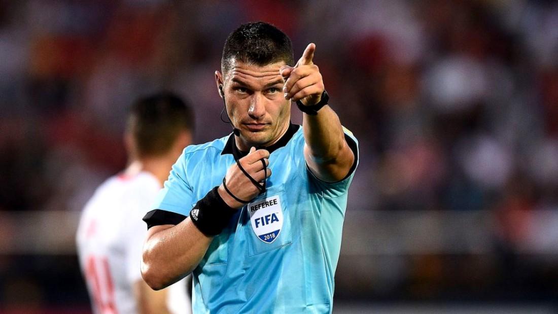 Istvan Kovacs, delegat la returul Bayern Munchen - Lazio din UEFA Champions League