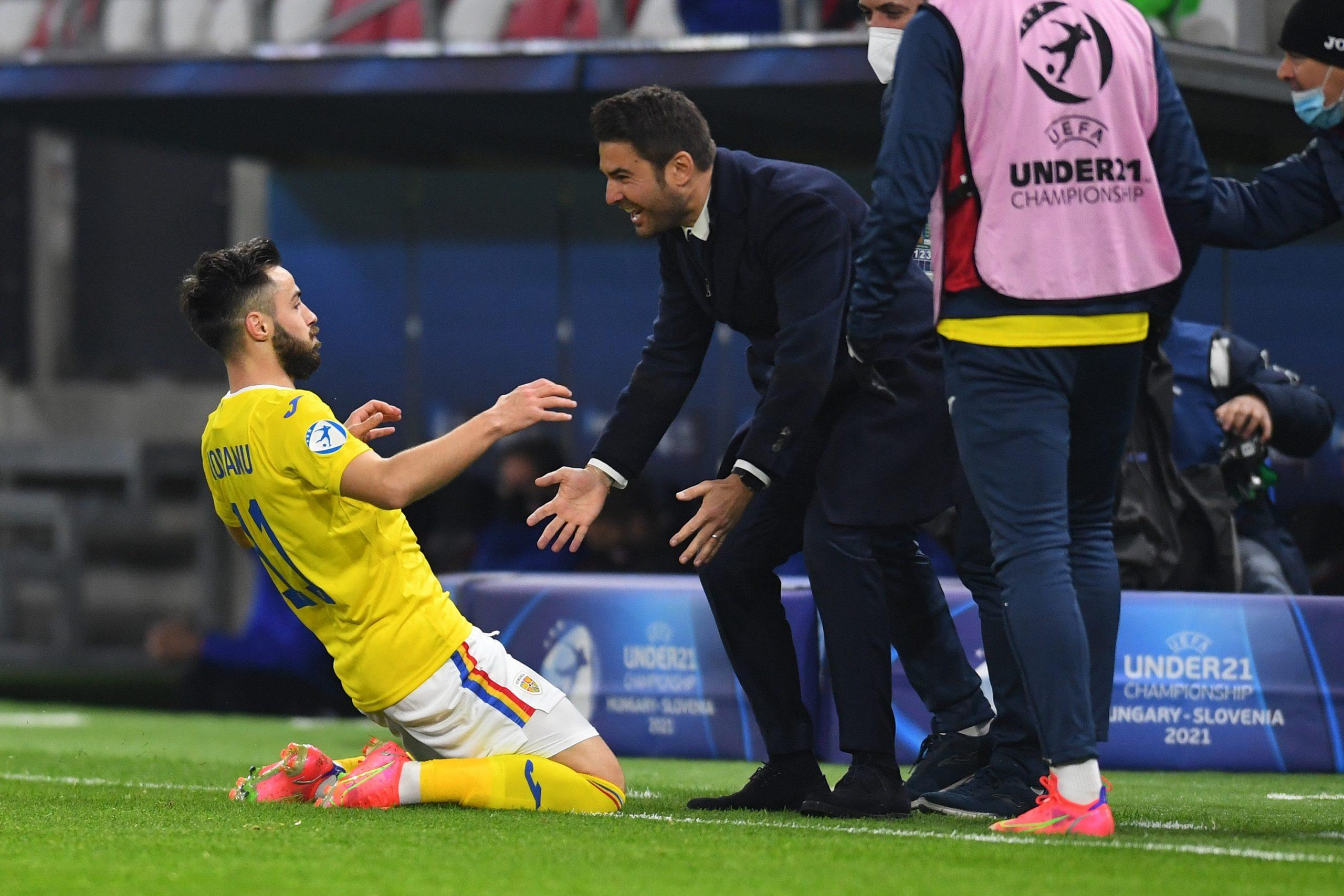 Jucătorul de la FC Viitorul a făcut senzație pe teren la Euro