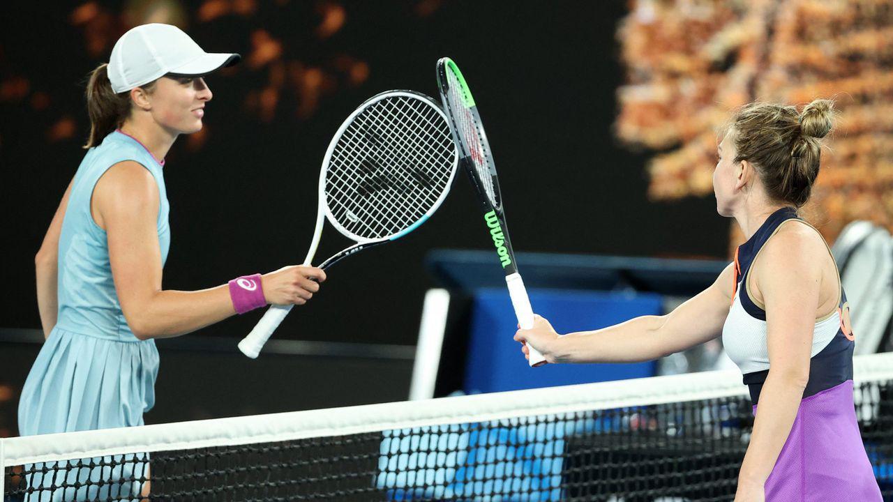 Cearta necunoscută pentru Simona Halep de la Australian Open 2021. Adversară băgată în ședință de antrenor