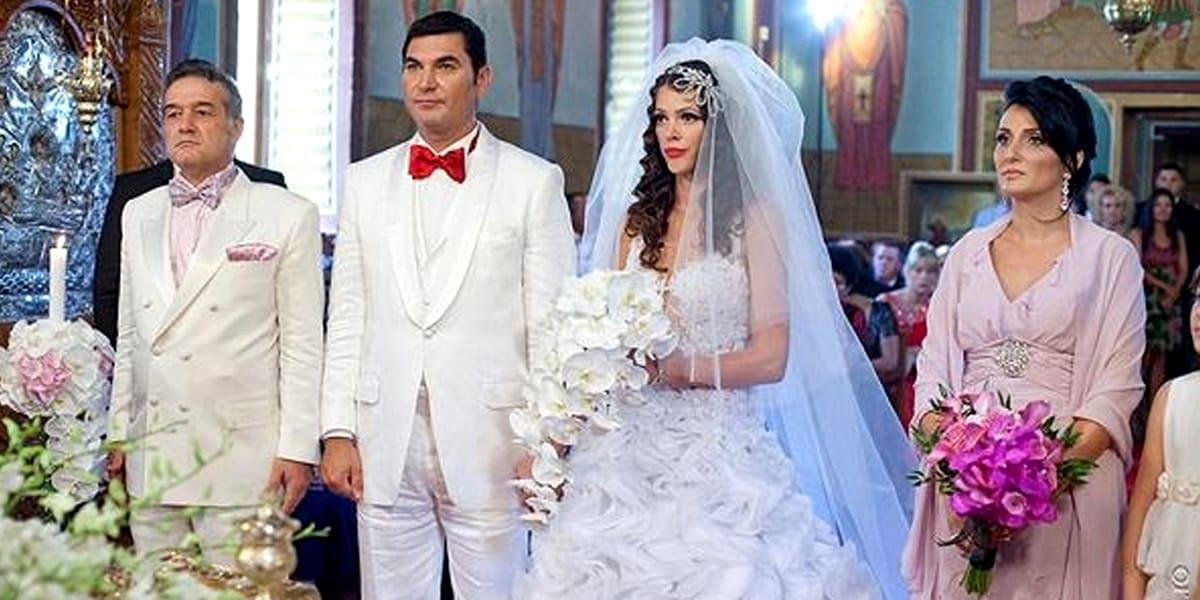 Mihai Bendeac a fost păcălit de Cristi Borcea la nunta cu Alina Vidican