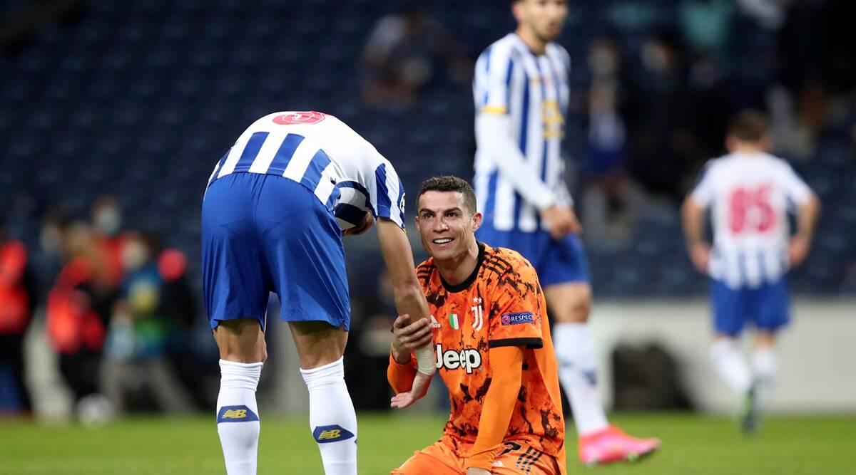 Cristiano Ronaldo, eliminat din optimile Champions League de Porto