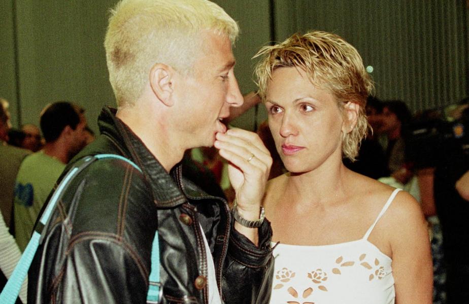 Dan Petrescu și fosta soție, Dana Petrescu
