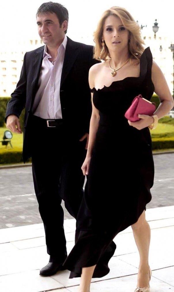 Gică Hagi și soția, Marilena Hagi