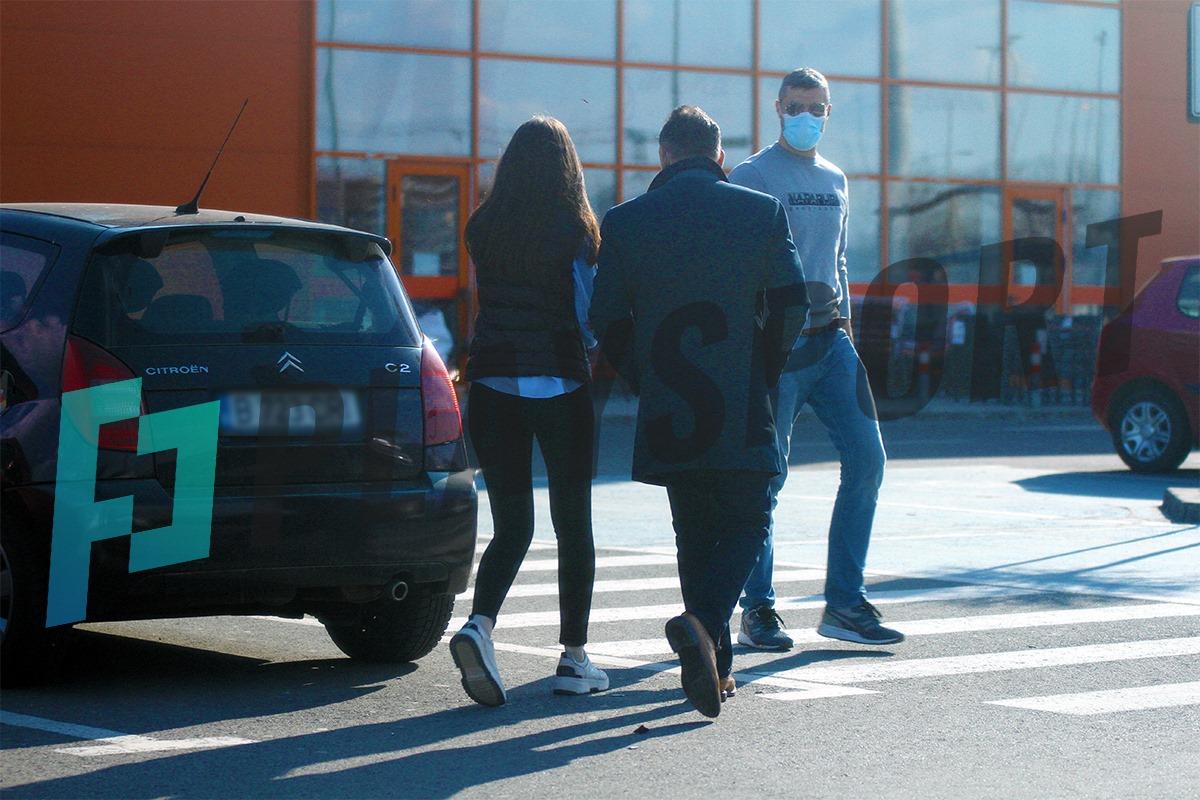 Ilie Dumitrescu a fost surprins lângă noua iubită