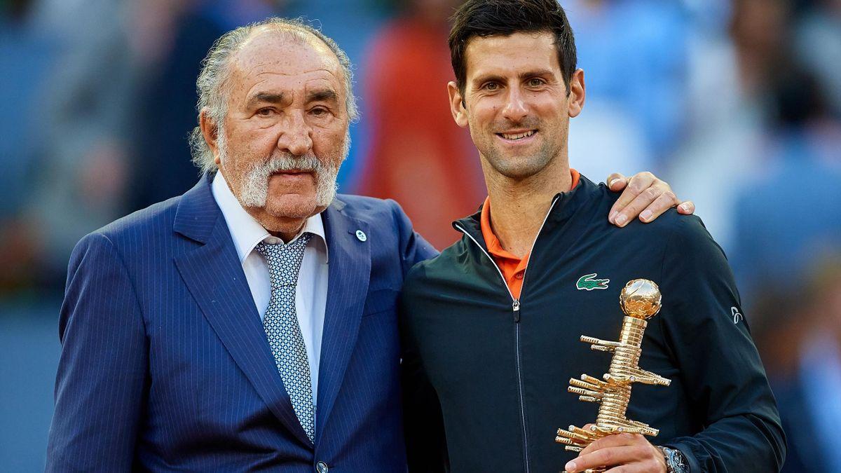 Novak Djokovic a decis să-și apere trofeul oferit de Țiriac