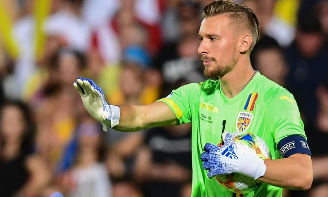 Ionuț Radu este românul pe care a pui ochii Mourinho