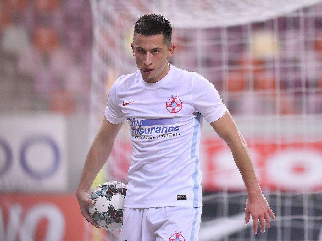 """Negocieri la sânge FCSB - Inter, pentru Moruțan! Cât au pus italienii pe masă și cât a cerut Becali. """"Cred că poate lua atât"""""""