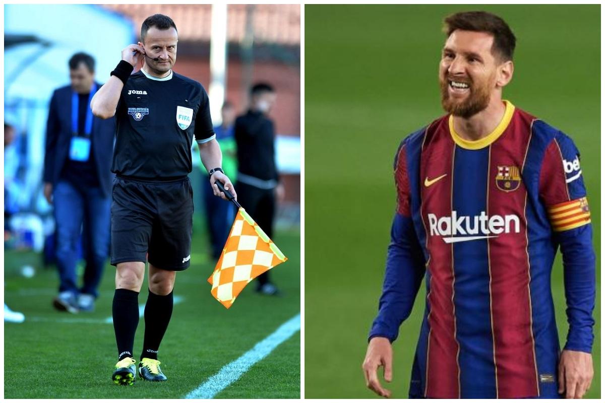 Cum a reacționat Messi când Octavian Șovre i-a cerut autograful