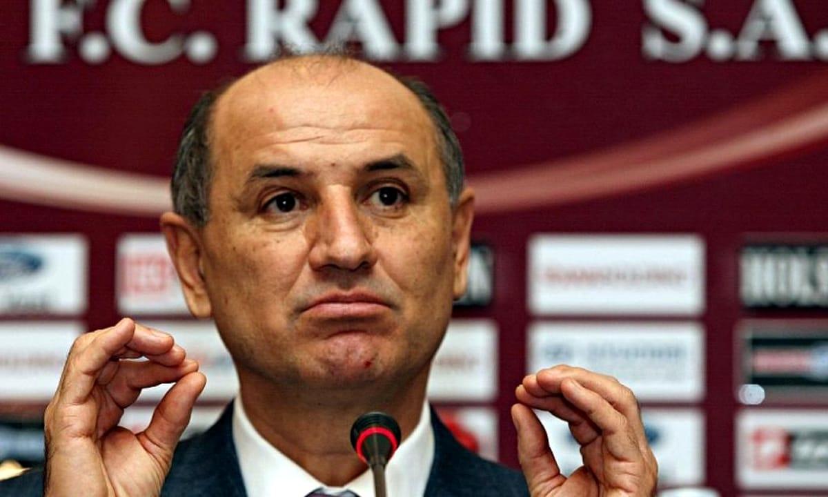 21 de ani a condus George Copos clubul Rapid București