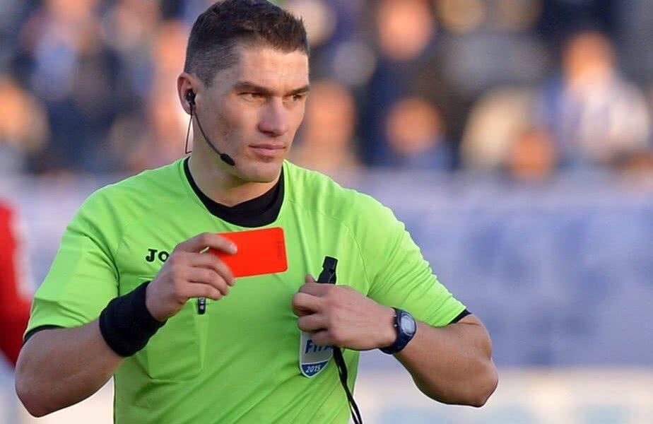 Kovacs va arbitra partida Manchester United – Granada