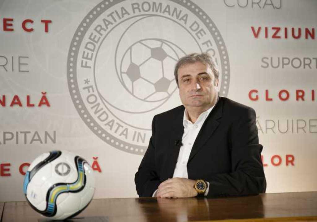 Mihai Stoichita este propus pentru inlocuirea din fruntea Comisiei Tehnice a FRF