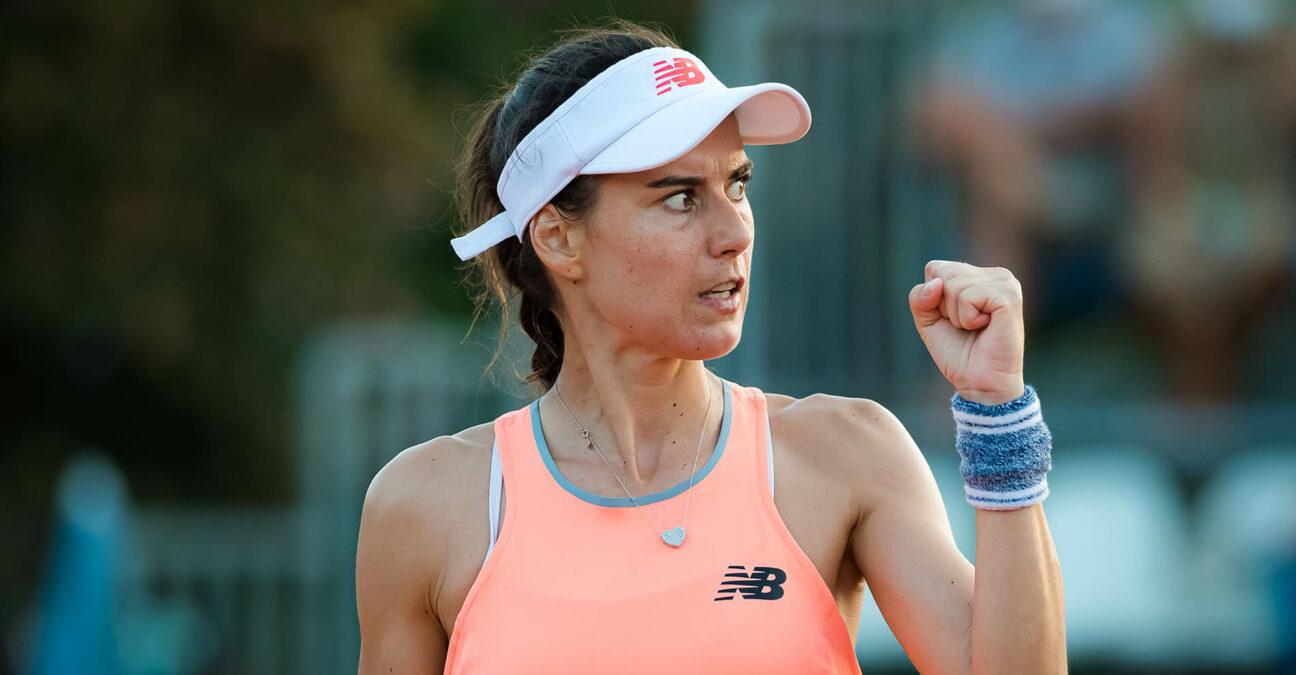 Dacă va trece de Zhang, Sorana Cîrstea va merge direct în semifinale la Strasbourg