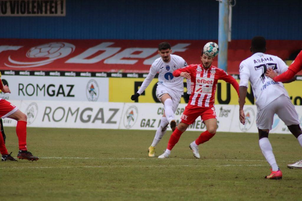 LIVE TEXT   UTA Arad - Gaz Metan, ora 0-0, în play-out-ul Ligii 1! Se simte presiunea barajului de menținere în prima ligă