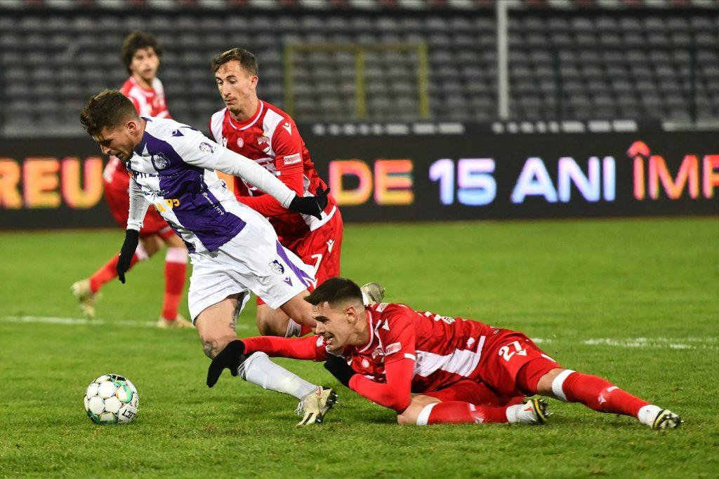 LIVE TEXT | FC Argeș - Dinamo, ora 16:30, în play-out-ul Ligii 1!