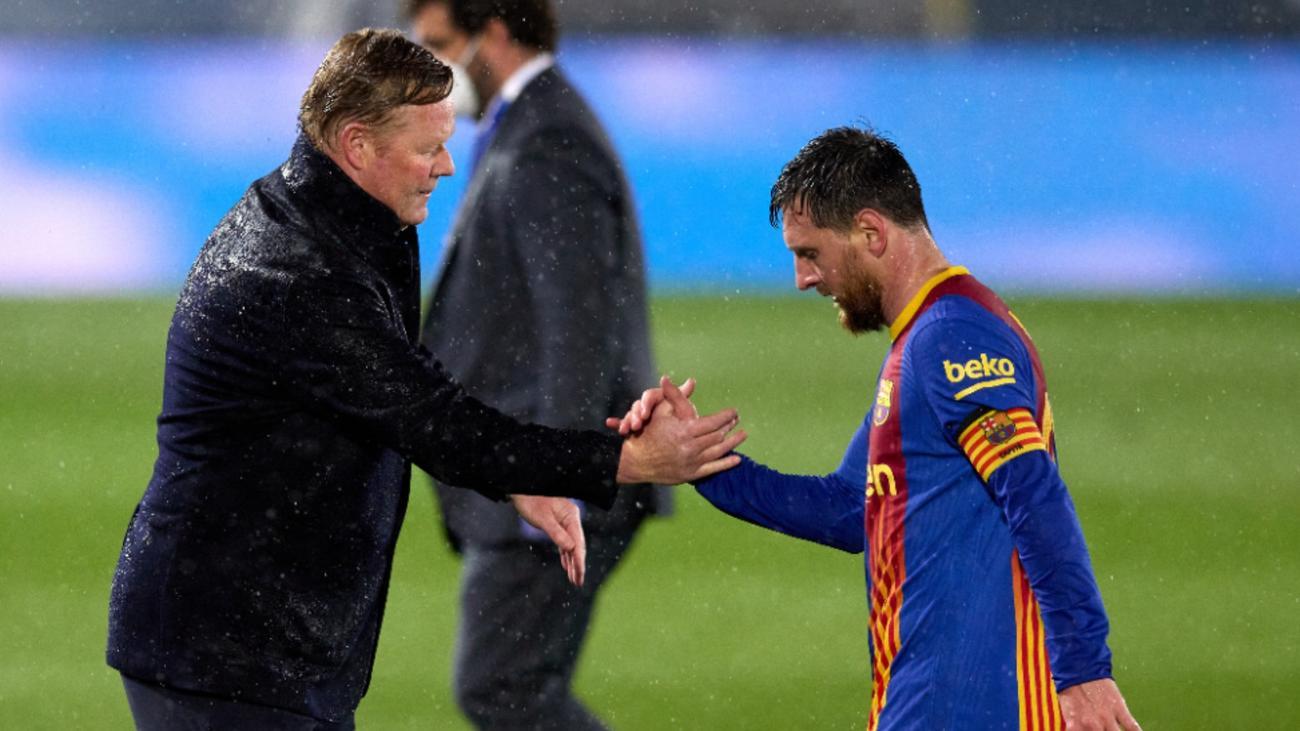Leo Messi și-a băgat coechipierii de la Barcelona în ședință