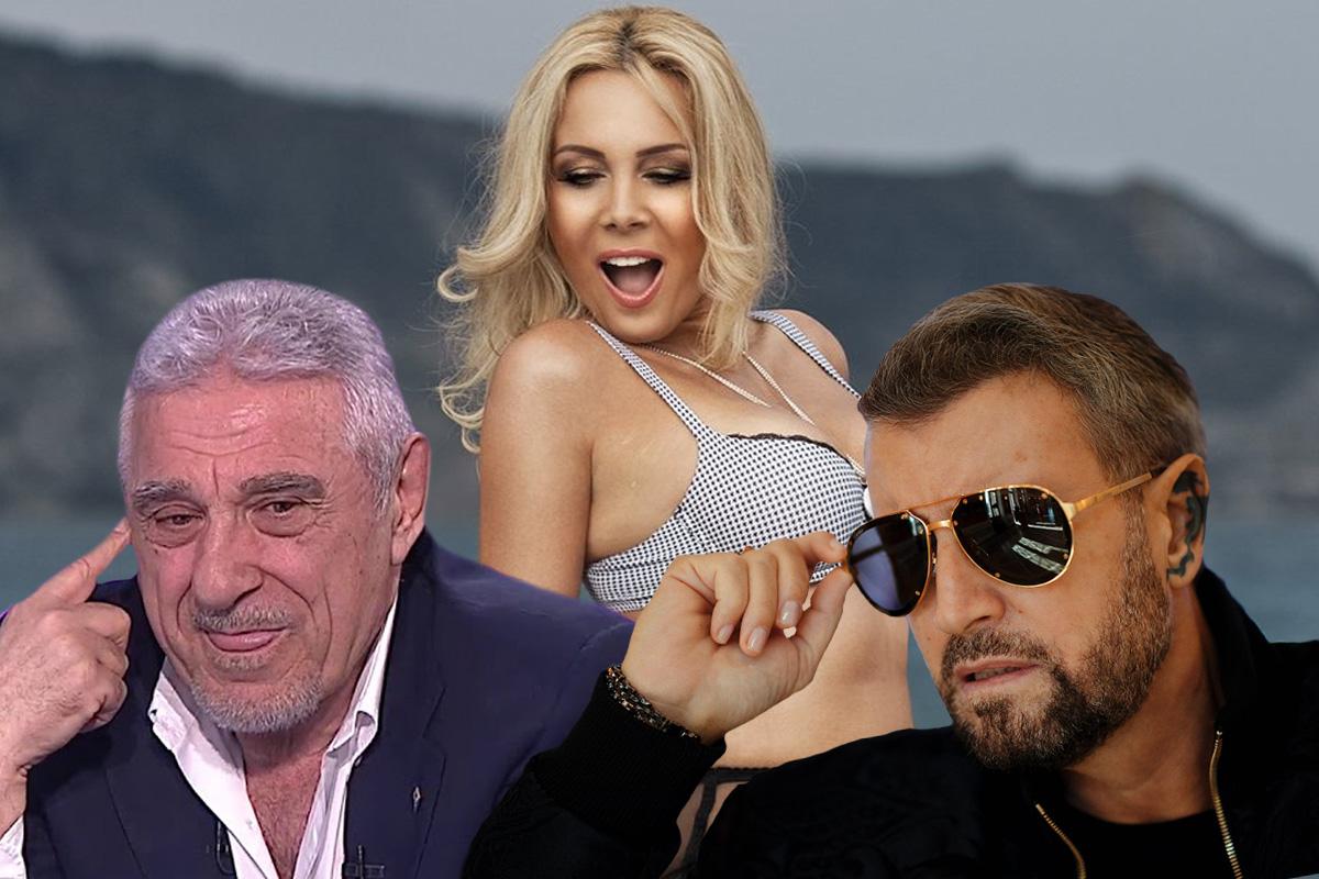 Giovanni Becali, Dana Savuica si Catalin Botezatu