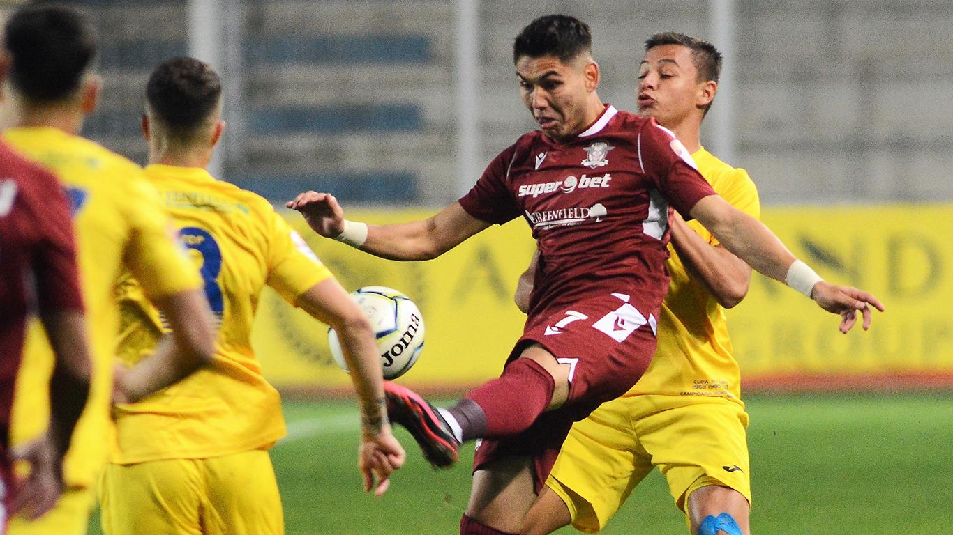 Antonio Sefer Rapid Liga 1