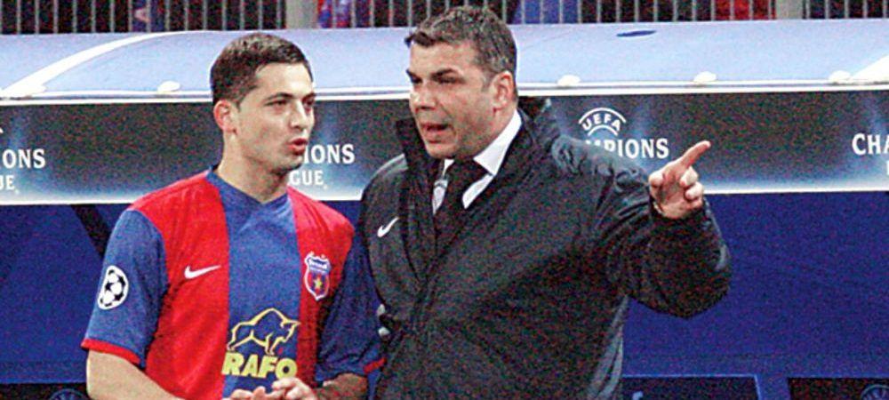 Cosmin Olăroiu Mirel Rădoi Steaua FCSB