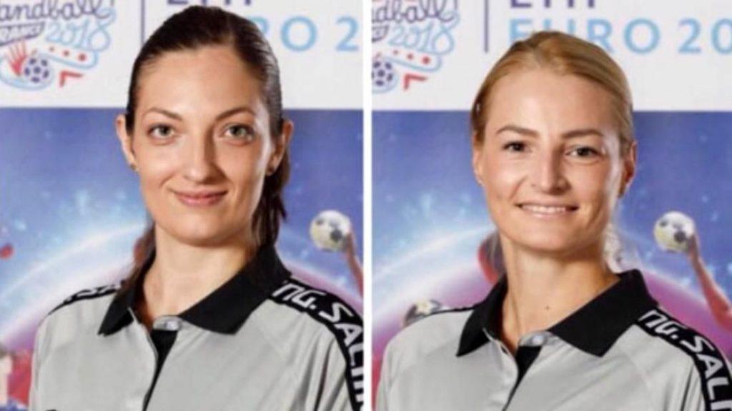 Cristina Nastase si Simona Stancu vor arbitra finala Ligii Campionilor din acest an