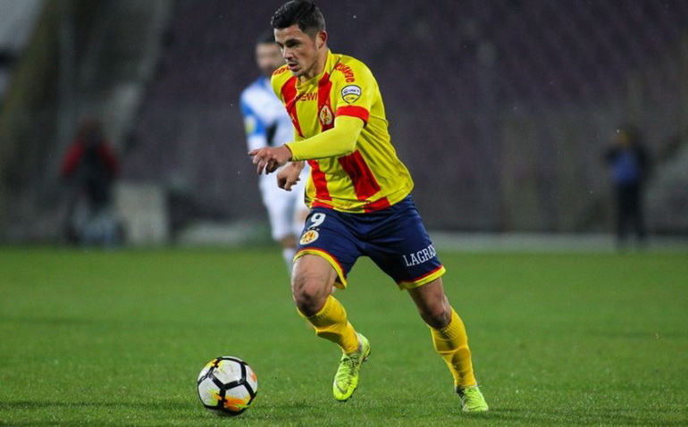 Andrei Dumiter, noul transfer de la FCSB
