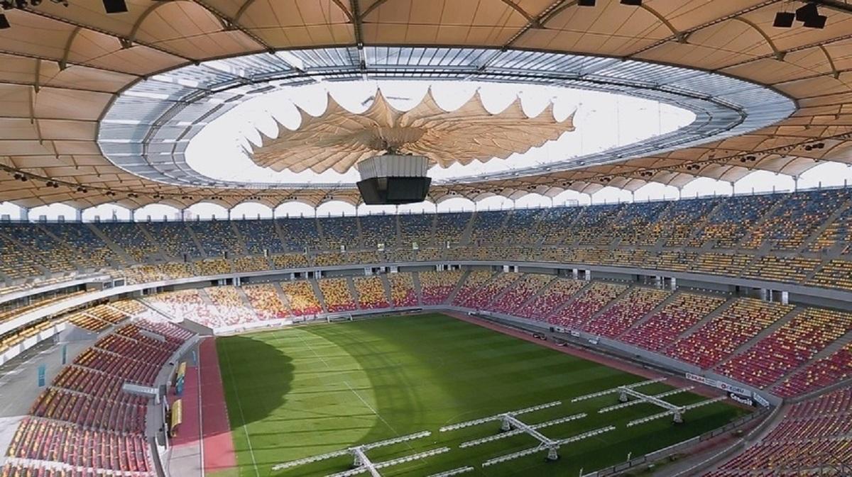 Arena Națională va găzdui patru meciuri la Euro 2020